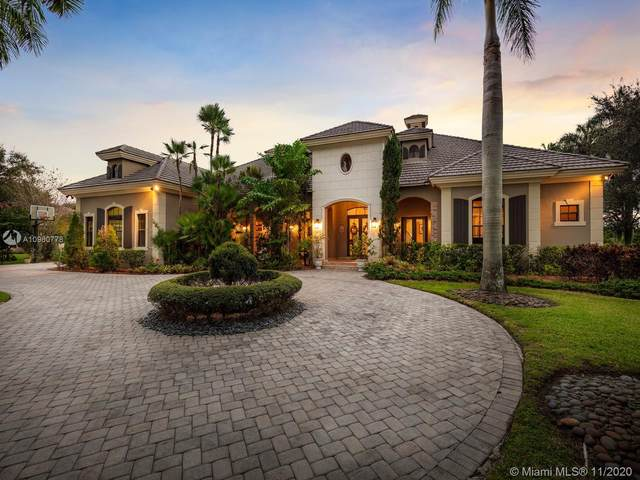 9690 SW 120th St, Miami, FL 33176 (MLS #A10960778) :: THE BANNON GROUP at RE/MAX CONSULTANTS REALTY I