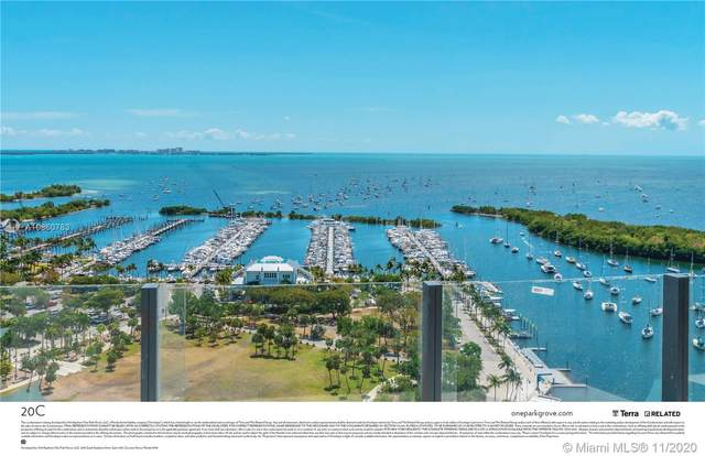 2811 S Bayshore 20C, Miami, FL 33137 (MLS #A10960783) :: ONE Sotheby's International Realty