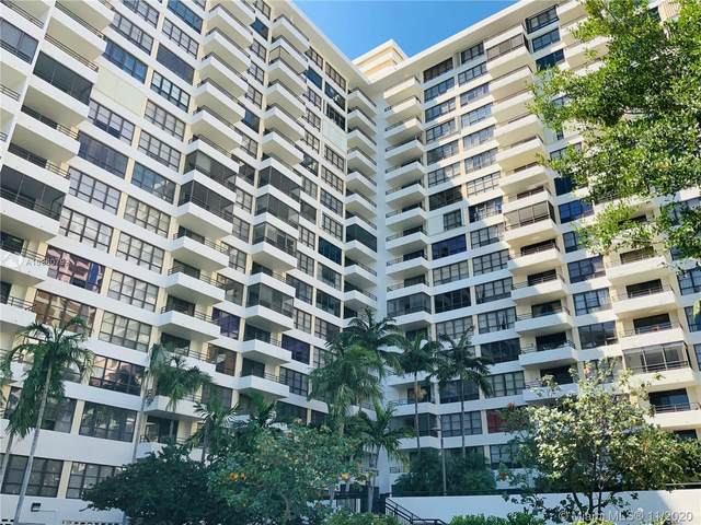 600 NE Three Islands Blvd #221, Hallandale Beach, FL 33009 (MLS #A10960792) :: Ray De Leon with One Sotheby's International Realty