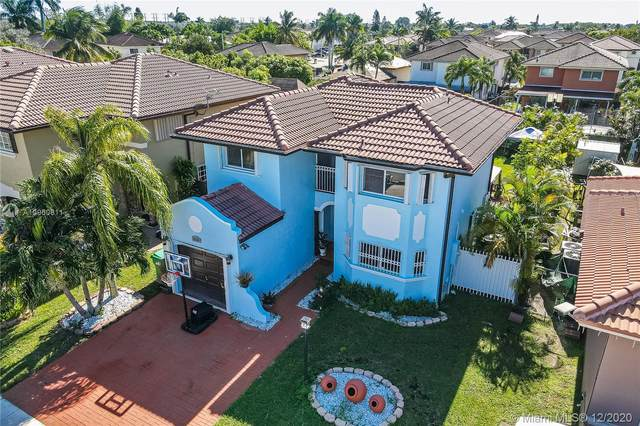 14134 SW 163rd St, Miami, FL 33177 (MLS #A10960811) :: THE BANNON GROUP at RE/MAX CONSULTANTS REALTY I