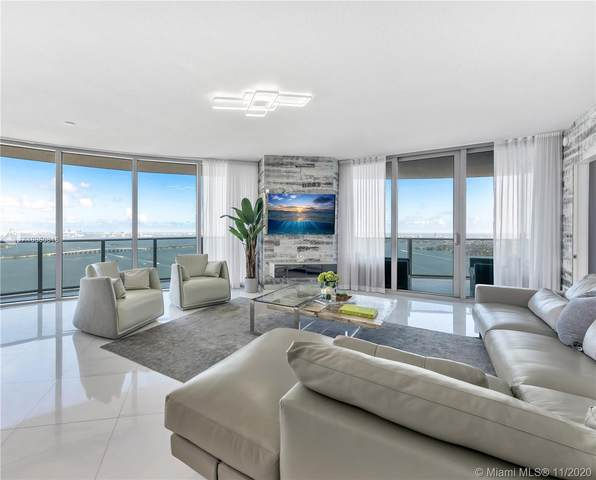 488 NE 18th St #5015, Miami, FL 33132 (MLS #A10960818) :: Ray De Leon with One Sotheby's International Realty
