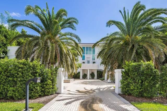 6875 Sunrise Dr, Coral Gables, FL 33133 (MLS #A10960872) :: Miami Villa Group