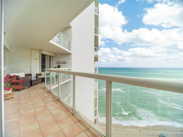 16425 Collins Ave #2312, Sunny Isles Beach, FL 33160 (MLS #A10960879) :: ONE Sotheby's International Realty