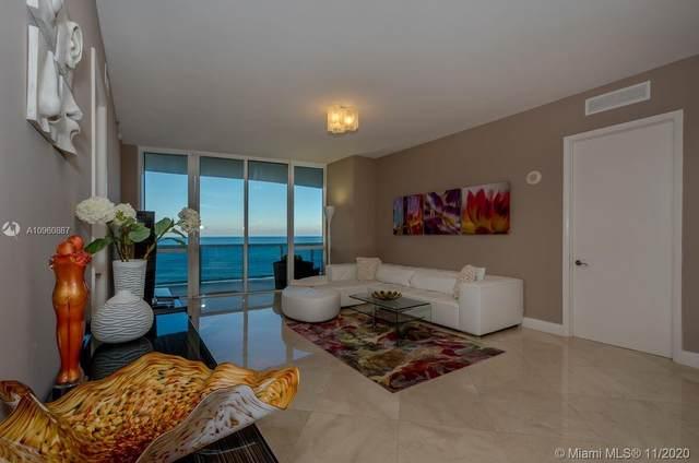 16001 Collins Ave #703, Sunny Isles Beach, FL 33160 (MLS #A10960887) :: Patty Accorto Team
