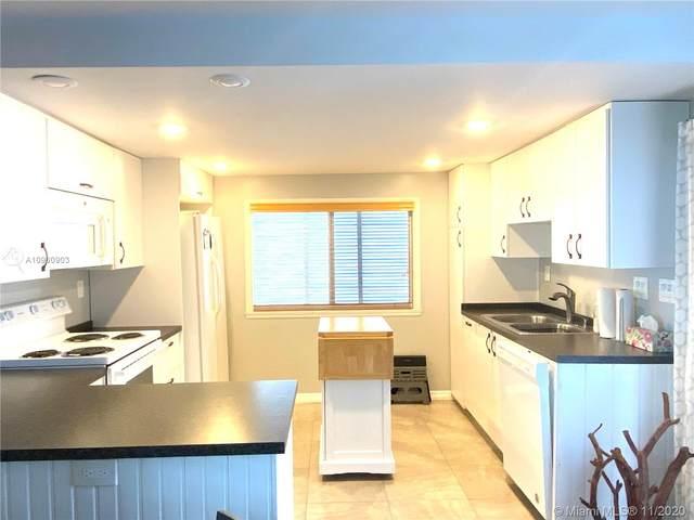 855 SW 7th St, Hallandale Beach, FL 33009 (MLS #A10960903) :: Berkshire Hathaway HomeServices EWM Realty