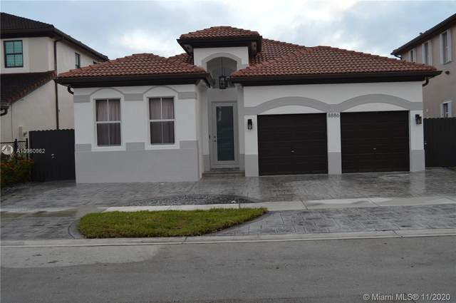 8886 NW 184th St, Hialeah, FL 33018 (MLS #A10960962) :: THE BANNON GROUP at RE/MAX CONSULTANTS REALTY I