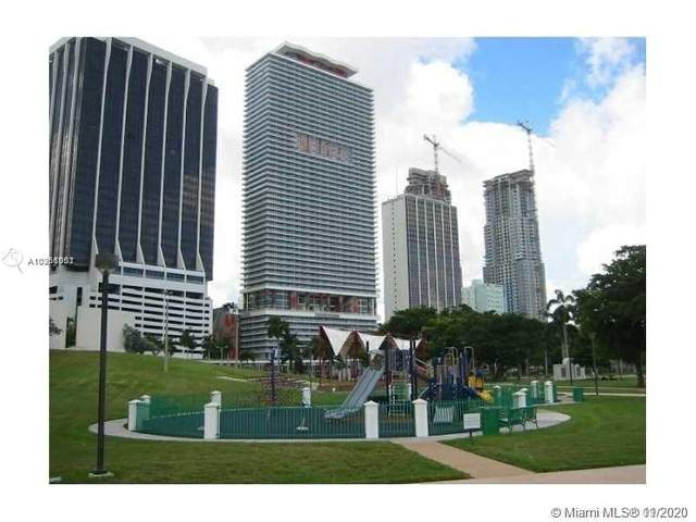 50 Biscayne Blvd #2211, Miami, FL 33132 (MLS #A10961001) :: Podium Realty Group Inc