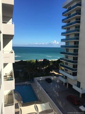 9225 Collins Ave #708, Surfside, FL 33154 (MLS #A10961018) :: Patty Accorto Team