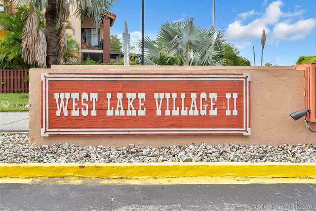 460 W Park Dr #205, Miami, FL 33172 (MLS #A10961095) :: The Teri Arbogast Team at Keller Williams Partners SW