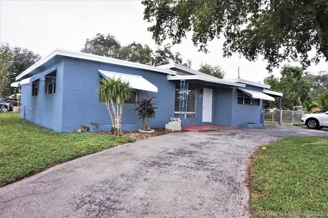 100 Virginia Rd, West Park, FL 33023 (MLS #A10961116) :: THE BANNON GROUP at RE/MAX CONSULTANTS REALTY I