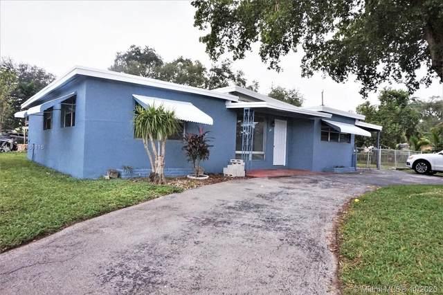 100 Virginia Rd, West Park, FL 33023 (MLS #A10961116) :: Miami Villa Group