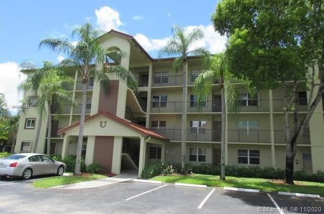 13000 SW 15th Ct 407U, Pembroke Pines, FL 33027 (MLS #A10961151) :: ONE Sotheby's International Realty