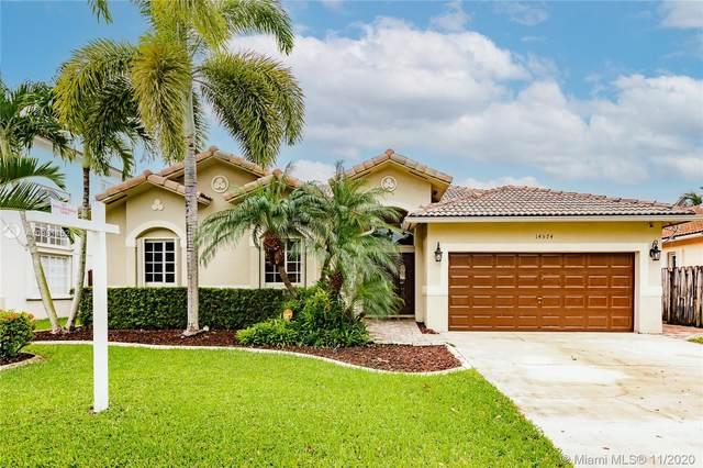 14574 SW 161st Ct, Miami, FL 33196 (MLS #A10961152) :: Green Realty Properties