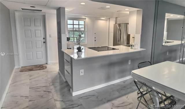 3050 N Palm Aire Dr #608, Pompano Beach, FL 33069 (MLS #A10961163) :: Search Broward Real Estate Team
