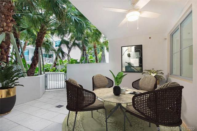 110 Washington Ave #1308, Miami Beach, FL 33139 (MLS #A10961188) :: BHHS EWM Realty