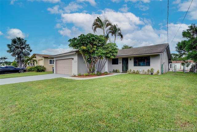 1420 Nautilus Isle, Dania Beach, FL 33004 (MLS #A10961193) :: ONE Sotheby's International Realty