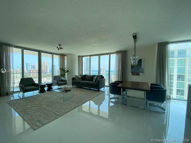 330 Sunny Isles Blvd 5-2407, Sunny Isles Beach, FL 33160 (MLS #A10961194) :: Ray De Leon with One Sotheby's International Realty