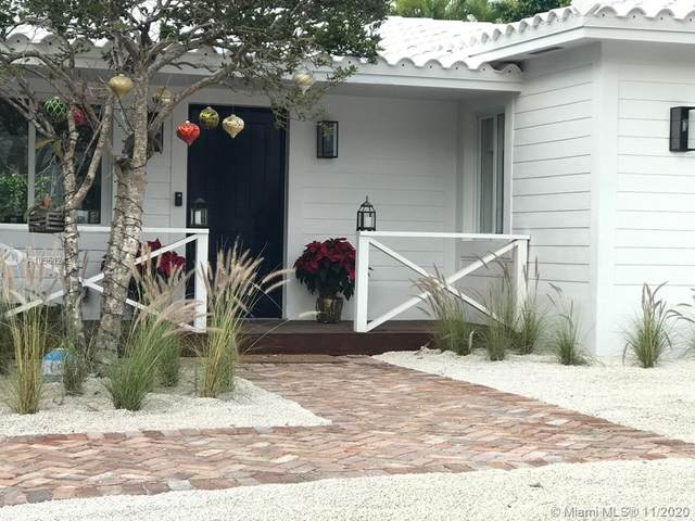 355 W Enid Dr, Key Biscayne, FL 33149 (MLS #A10961242) :: THE BANNON GROUP at RE/MAX CONSULTANTS REALTY I