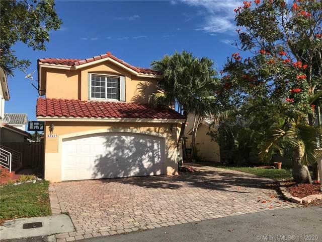 15417 SW 50th Ln, Miami, FL 33185 (MLS #A10961258) :: Carole Smith Real Estate Team