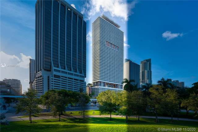 50 Biscayne Blvd #2302, Miami, FL 33132 (MLS #A10961261) :: ONE Sotheby's International Realty