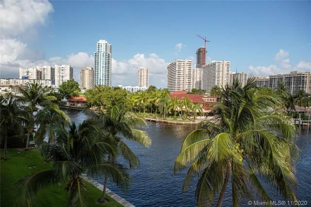 201 Golden Isles Dr #403, Hallandale Beach, FL 33009 (MLS #A10961296) :: Green Realty Properties