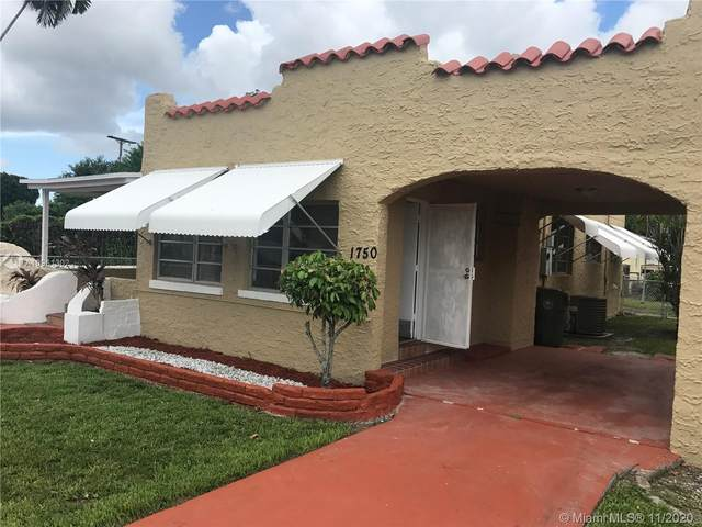 1750 NW 47th St, Miami, FL 33142 (MLS #A10961302) :: Berkshire Hathaway HomeServices EWM Realty