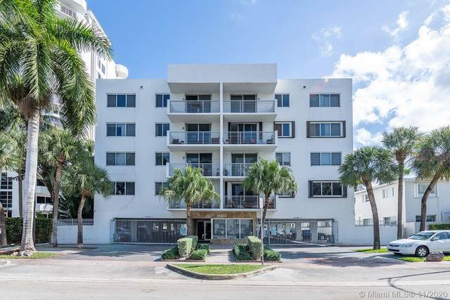 1605 Bay Rd #406, Miami Beach, FL 33139 (MLS #A10961310) :: Podium Realty Group Inc