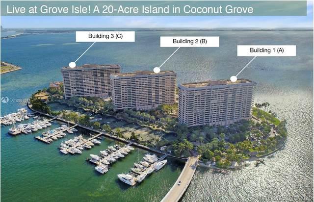 3 Grove Isle Dr C303, Miami, FL 33133 (MLS #A10961344) :: Berkshire Hathaway HomeServices EWM Realty
