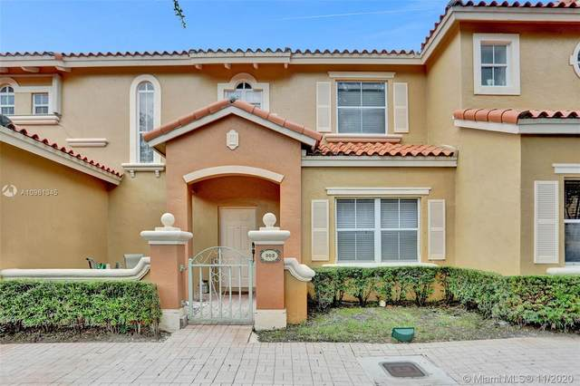 8551 NW 141st Ter #303, Miami Lakes, FL 33016 (MLS #A10961345) :: Berkshire Hathaway HomeServices EWM Realty