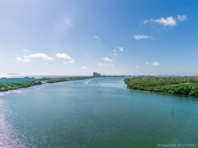 500 Bayview Dr #1222, Sunny Isles Beach, FL 33160 (MLS #A10961351) :: Ray De Leon with One Sotheby's International Realty