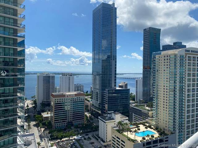 60 SW 13th St #2808, Miami, FL 33130 (MLS #A10961368) :: Berkshire Hathaway HomeServices EWM Realty