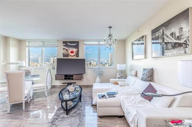 1755 E Hallandale Beach Blvd 803E, Hallandale Beach, FL 33009 (MLS #A10961384) :: Berkshire Hathaway HomeServices EWM Realty