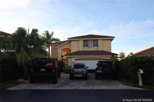 9484 SW 164th Ct, Miami, FL 33196 (MLS #A10961401) :: The Teri Arbogast Team at Keller Williams Partners SW