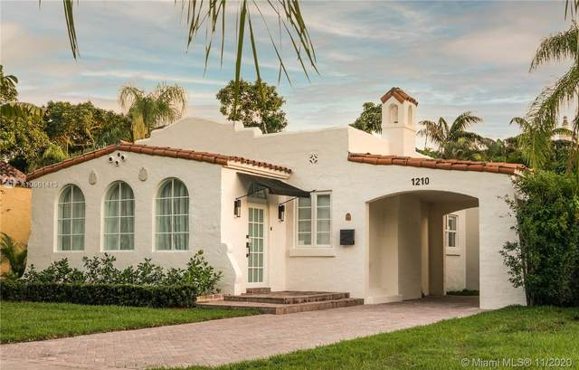 1210 Sevilla Ave, Coral Gables, FL 33134 (MLS #A10961413) :: ONE Sotheby's International Realty