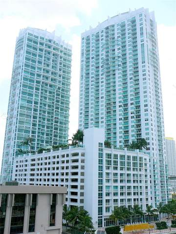 41 SE 5th St #1811, Miami, FL 33131 (MLS #A10961442) :: Ray De Leon with One Sotheby's International Realty