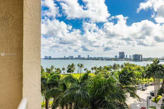 2000 N Bayshore Dr #608, Miami, FL 33137 (MLS #A10961448) :: ONE | Sotheby's International Realty
