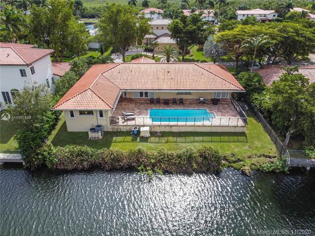 1481 Tagus Ave, Coral Gables, FL 33156 (MLS #A10961469) :: The Riley Smith Group