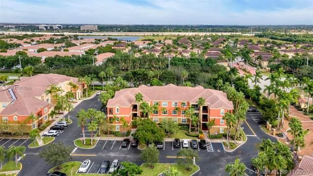 4506 SW 160th Ave #1127, Miramar, FL 33027 (MLS #A10961568) :: Berkshire Hathaway HomeServices EWM Realty