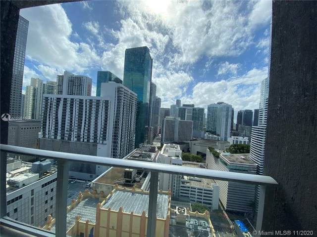 151 SE 1 St St #2305, Miami, FL 33131 (MLS #A10961626) :: Berkshire Hathaway HomeServices EWM Realty