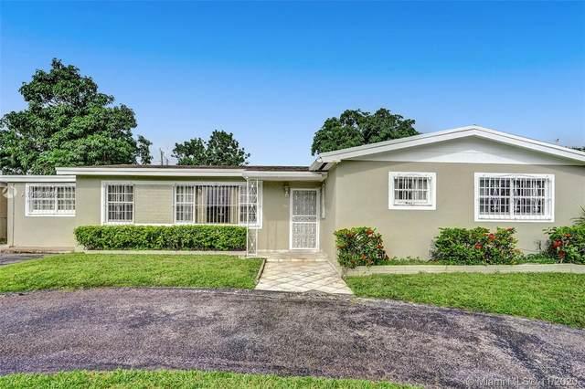 1721 NW 187 ST, Miami Gardens, FL 33056 (MLS #A10961646) :: Laurie Finkelstein Reader Team
