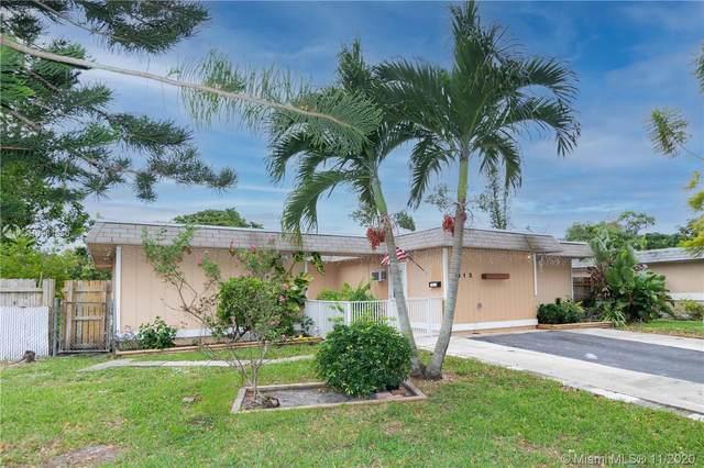 7813 NW 73rd Ave, Tamarac, FL 33321 (MLS #A10961650) :: Miami Villa Group