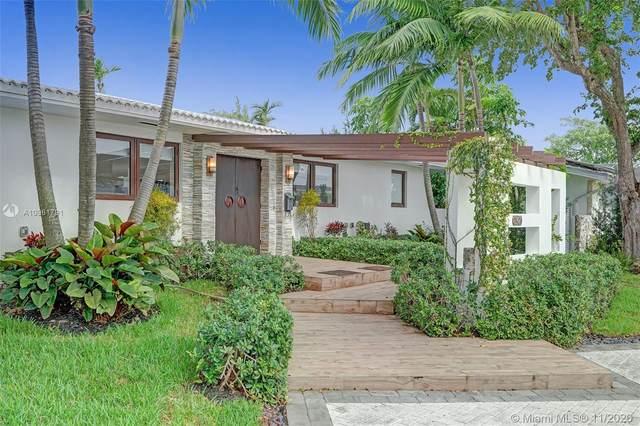 11425 N Bayshore Dr, North Miami, FL 33181 (MLS #A10961791) :: Douglas Elliman