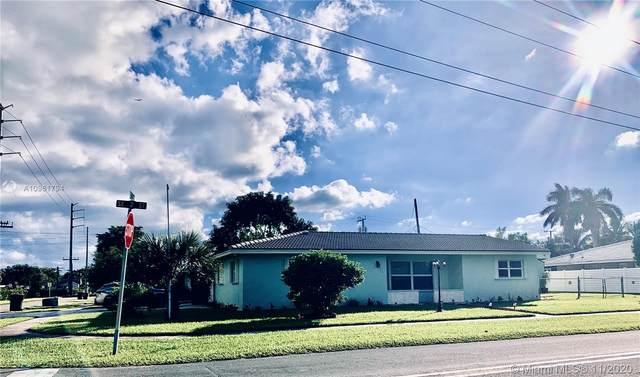 238 SE 2nd St, Dania Beach, FL 33004 (MLS #A10961794) :: Miami Villa Group