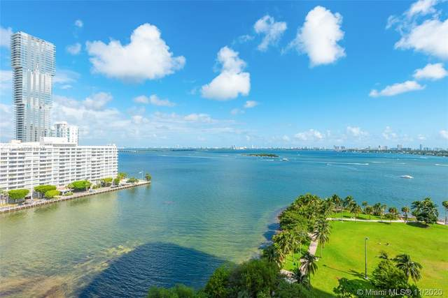 1900 N Bayshore Dr #2215, Miami, FL 33132 (MLS #A10961817) :: ONE Sotheby's International Realty