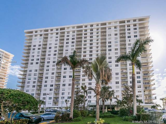 500 Bayview Dr #726, Sunny Isles Beach, FL 33160 (MLS #A10961851) :: Ray De Leon with One Sotheby's International Realty