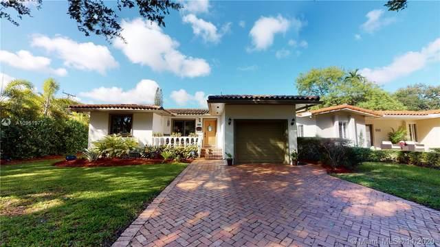 918 Pizarro St, Coral Gables, FL 33134 (MLS #A10961977) :: Douglas Elliman