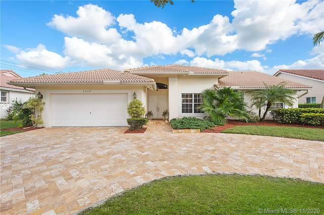 4659 NW 99th Ter, Coral Springs, FL 33076 (MLS #A10962007) :: ONE   Sotheby's International Realty