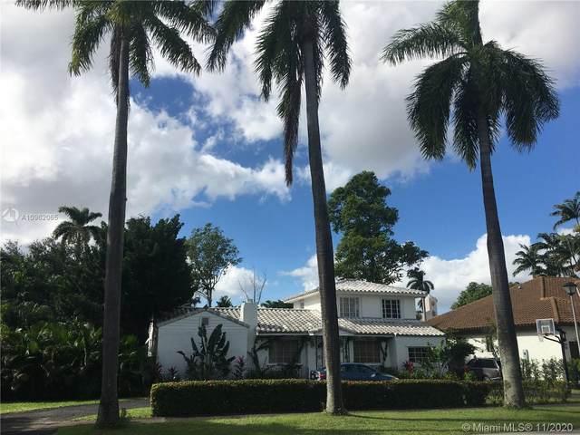 144 Palmetto Dr, Miami Springs, FL 33166 (MLS #A10962065) :: Douglas Elliman