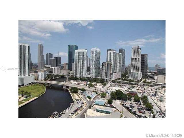 690 SW 1st Ct #2522, Miami, FL 33130 (MLS #A10962075) :: The Riley Smith Group