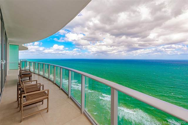 4111 S Ocean Dr Lph1, Hollywood, FL 33019 (MLS #A10962119) :: ONE Sotheby's International Realty